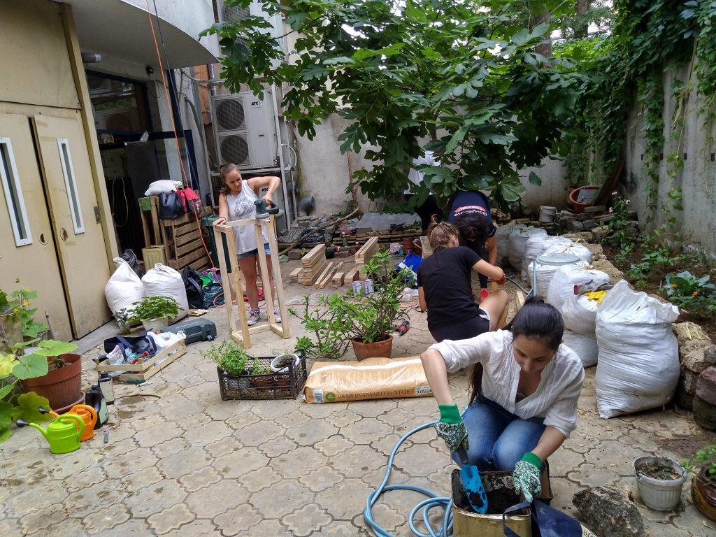 Multi Kulti Garden