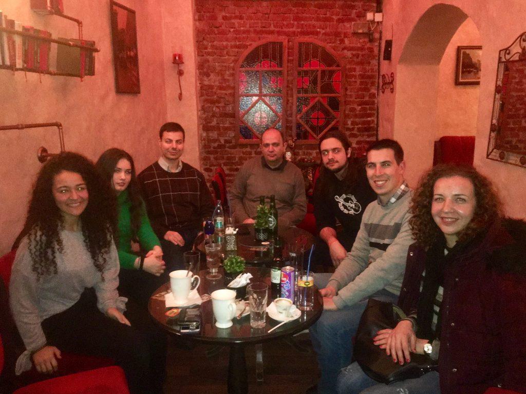 Language Café Bitola