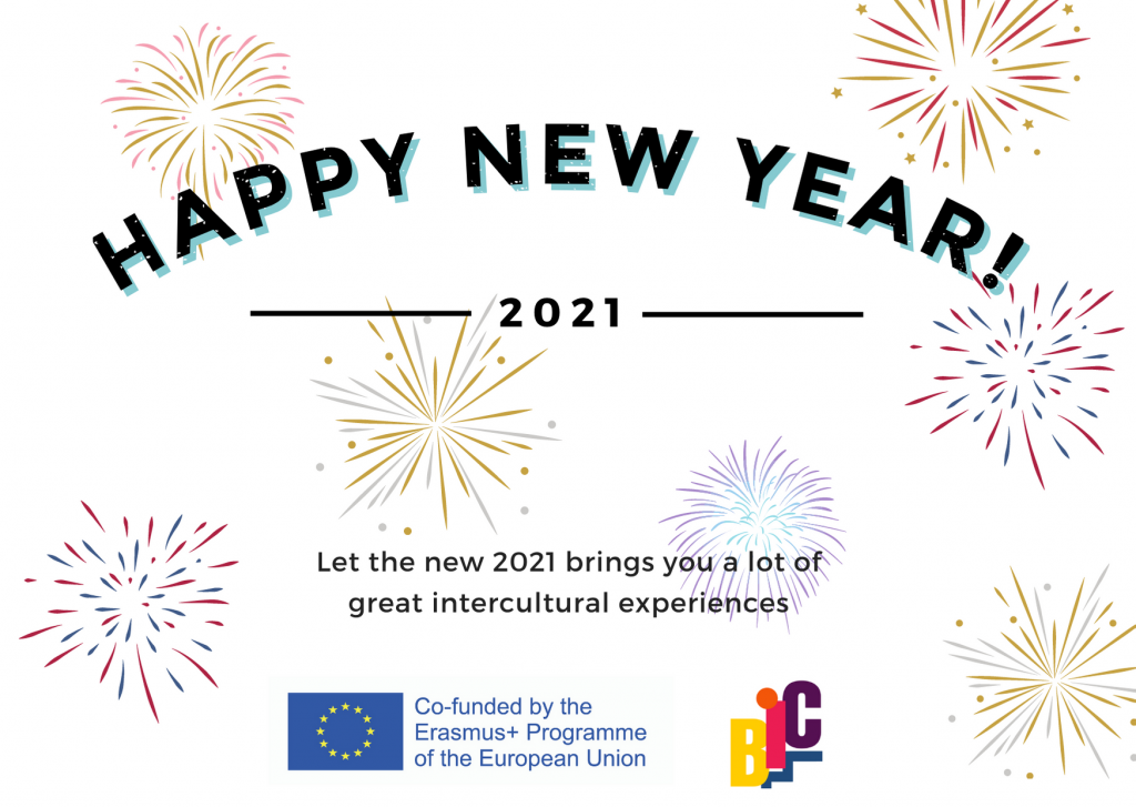 Happy New Year BIC Project